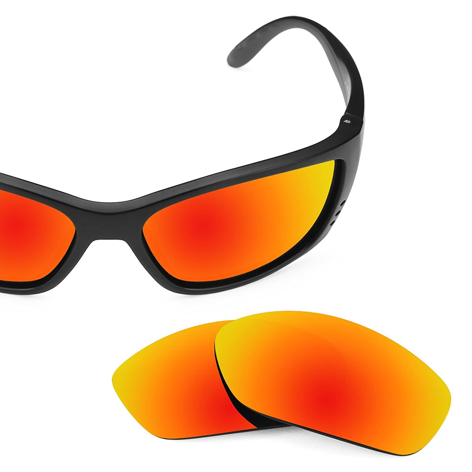Revant Replacement Lenses for Costa Fisch 3 Pair Combo Pack K014