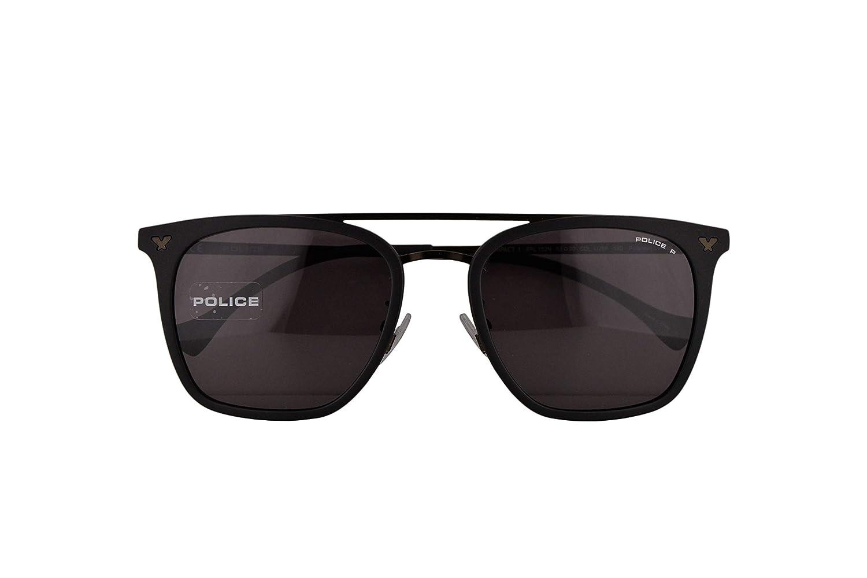 Police Impact 1 SPL152N Gafas De Sol Negro Mate Con Lentes ...