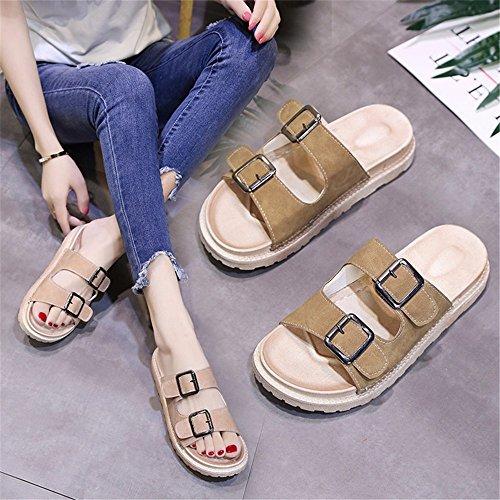 verano de FLYRCX moda a zapatillas Señoras de xffZ5nI8