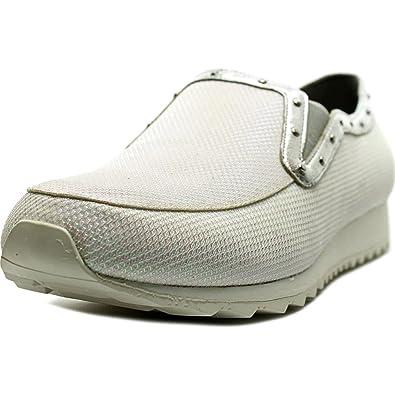Easy Spirit Limara 2 N/S Round Toe Synthetic White Walking Shoe For Women