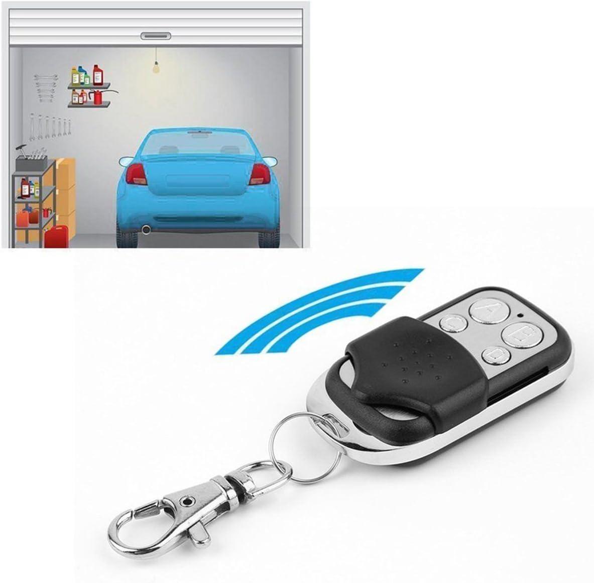 Universal Cloning Remote Control Key Fob For Car Garage Electric Door Gate H1N6