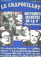 CRAPOUILLOT (LE) N? 50 du 01-03-1979…