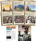 Hispanic American History, ABDO Publishing Company Staff, 1617830518