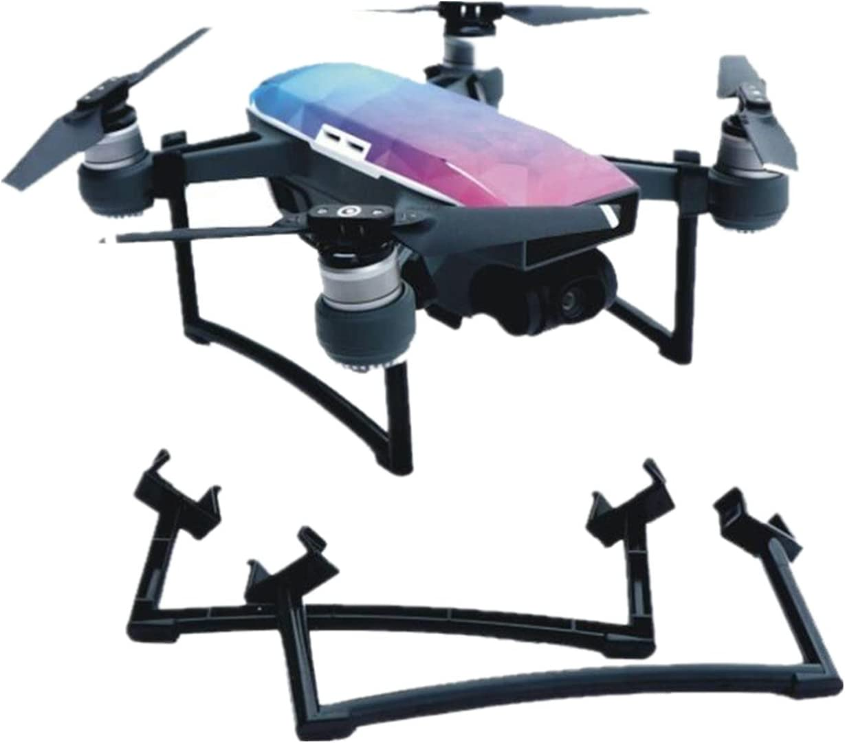 Durable Landing Gear Foot Extended Stand Heighten Protector Holder For DJI SPARK