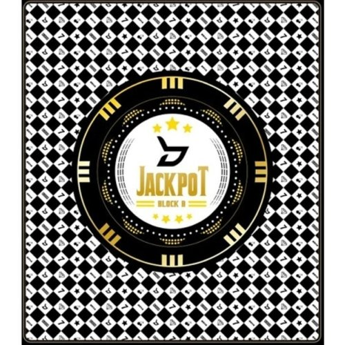 CD : Block B - Jackpot (Special Edition) (Asia - Import)