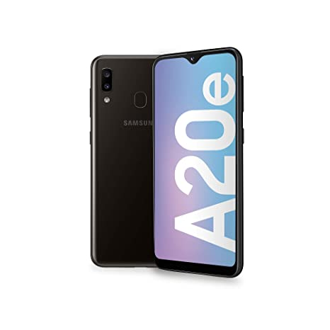 Samsung Galaxy A20e 2019 Smartphone Black Display 58 Hd 32