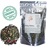 Modest Earth Baby Maker Tea | 100% ORGANIC HEALTHY PREGNANCY Nutrition | Conception