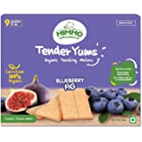 Mimmo Organics Tender YUMS - Blueberry and Fig, 84g