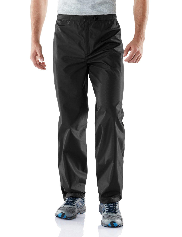 Tesla Men's Outdoor Rain Pants Watertight Water Proof Gear Rain Defender Trousers MEB02 Tesla Gears TM-MEB02