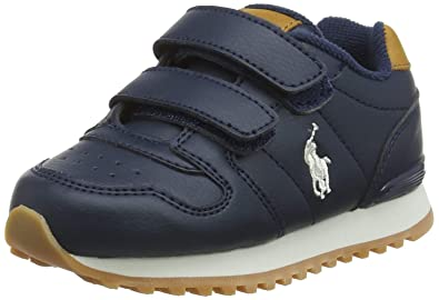 Ralph Lauren Oryon EZ, Baskets Mixte Enfant  Amazon.fr  Chaussures ... 277cedd3cb4