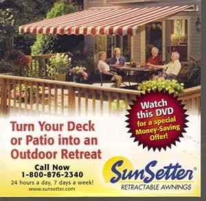 Amazon.com: SunSetter Retractable Awnings: Sunsetter ...