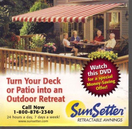 SunSetter Retractable Awnings (Setter Sun)