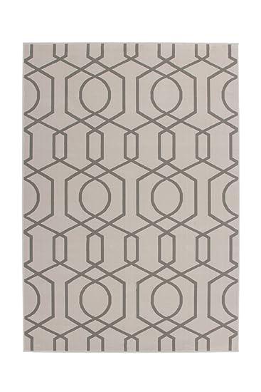 Teppich Wohnzimmer Carpet Geometrie Design Now! 400 Rug Netz Muster ...