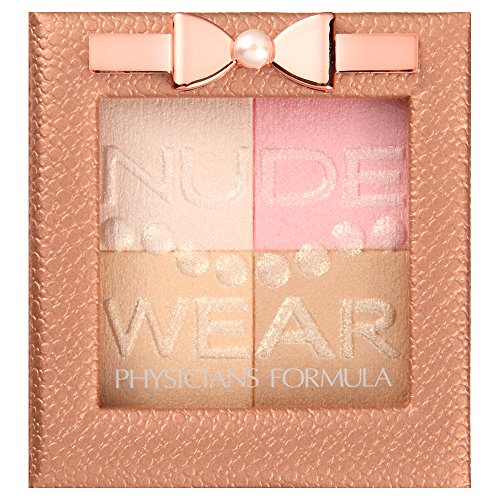 Blush Bronzer Highlighter Palette - 9