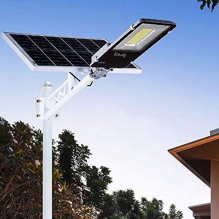 Farola Led Exterior Ultra Brillante Farolas Solares Exterior Impermeable Luz Solar Con Soporte Ajustable Y Control Remoto Solar Security Lights Para Calle Patio Jardín Etc (1 Pack)10-300W,150W: Amazon.es: Hogar