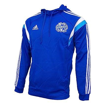 Adidas Olympique de Marseille Pull à capuche