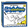 View ratings for USAopoly Telestrations Original 8 Player Board Game | #1 LOL Party Game | Play with your friends and Family | Hilarious Game for All Ages | The Telephone Game Sketched Out