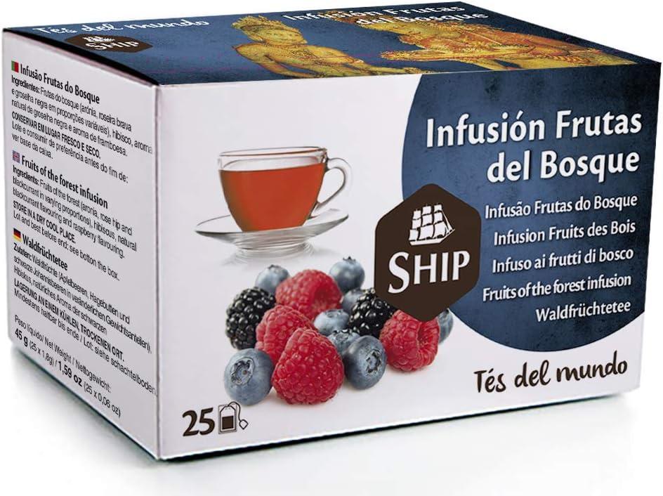 Ship C/ 25 Frutas del Bosque