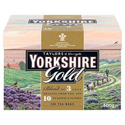 Taylors of Harrogate Yorkshire Gold, 160 Teabags by Yorkshire Tea