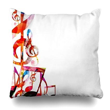 Amazon Suesoso Decorative Pillows Case 40 X 40 Inch Abstract Interesting Bright Colored Decorative Pillows