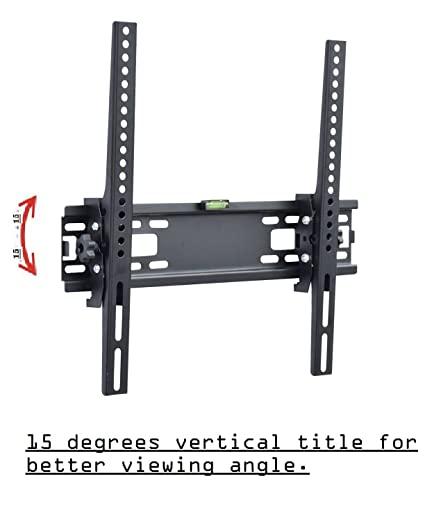 Gadget Wagon Tilting Wall Mount Stand 15 Degrees For 32 U0026quot; 37 U0026quot;