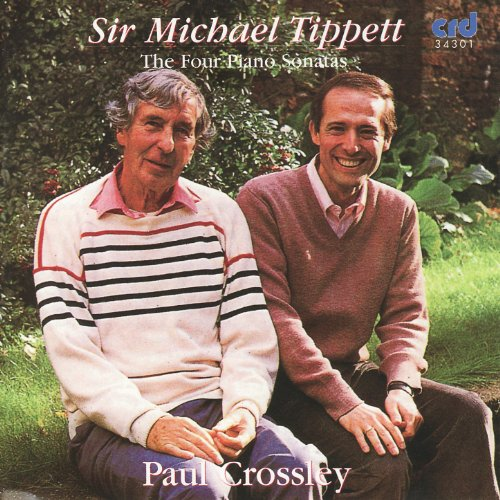 Sir Michael Tippett: The Four Piano Sonatas ()
