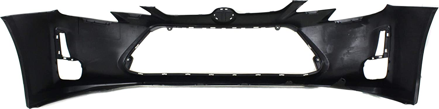 Front Bumper Cover Compatible with 2014-2016 Scion tC Primed