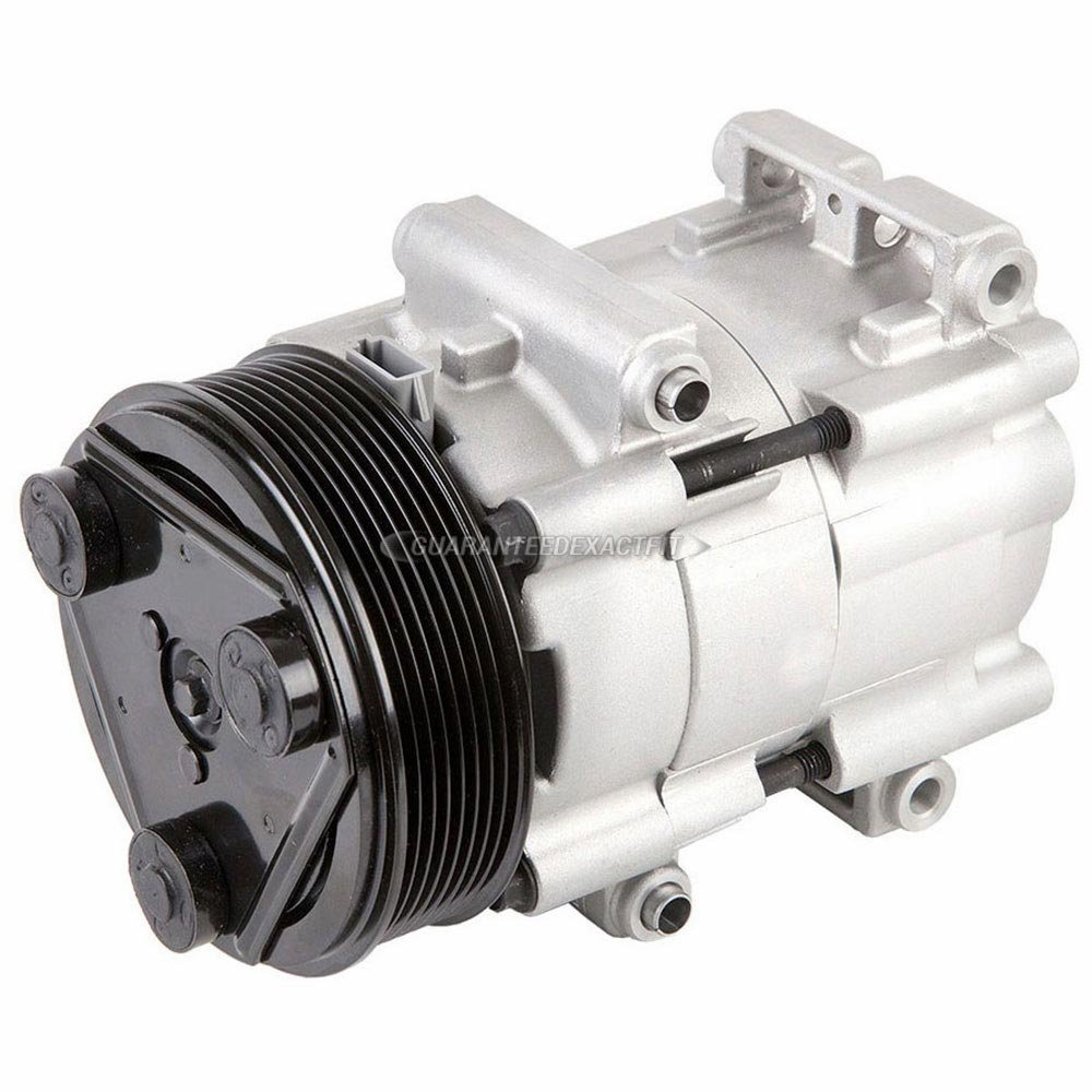 New Ac Compressor Clutch W Complete A C Repair Kit For 2009 Econoline Wiring Diagram Ford Powerstroke 73l Buyautoparts 60 80330rk Automotive