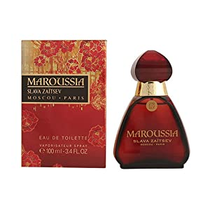 Maroussia By Slavia Zaitsev For Women. Eau De Toilette Spray 3.4 Ounces