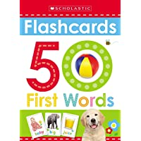 50 First Words Flashcards