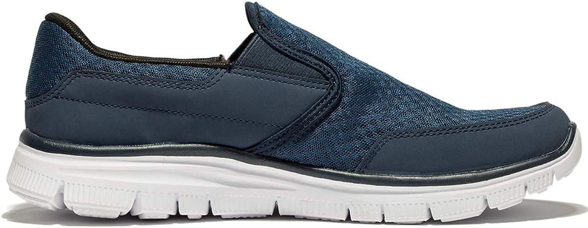 NewDenBer Chaussures de Course pour Homme