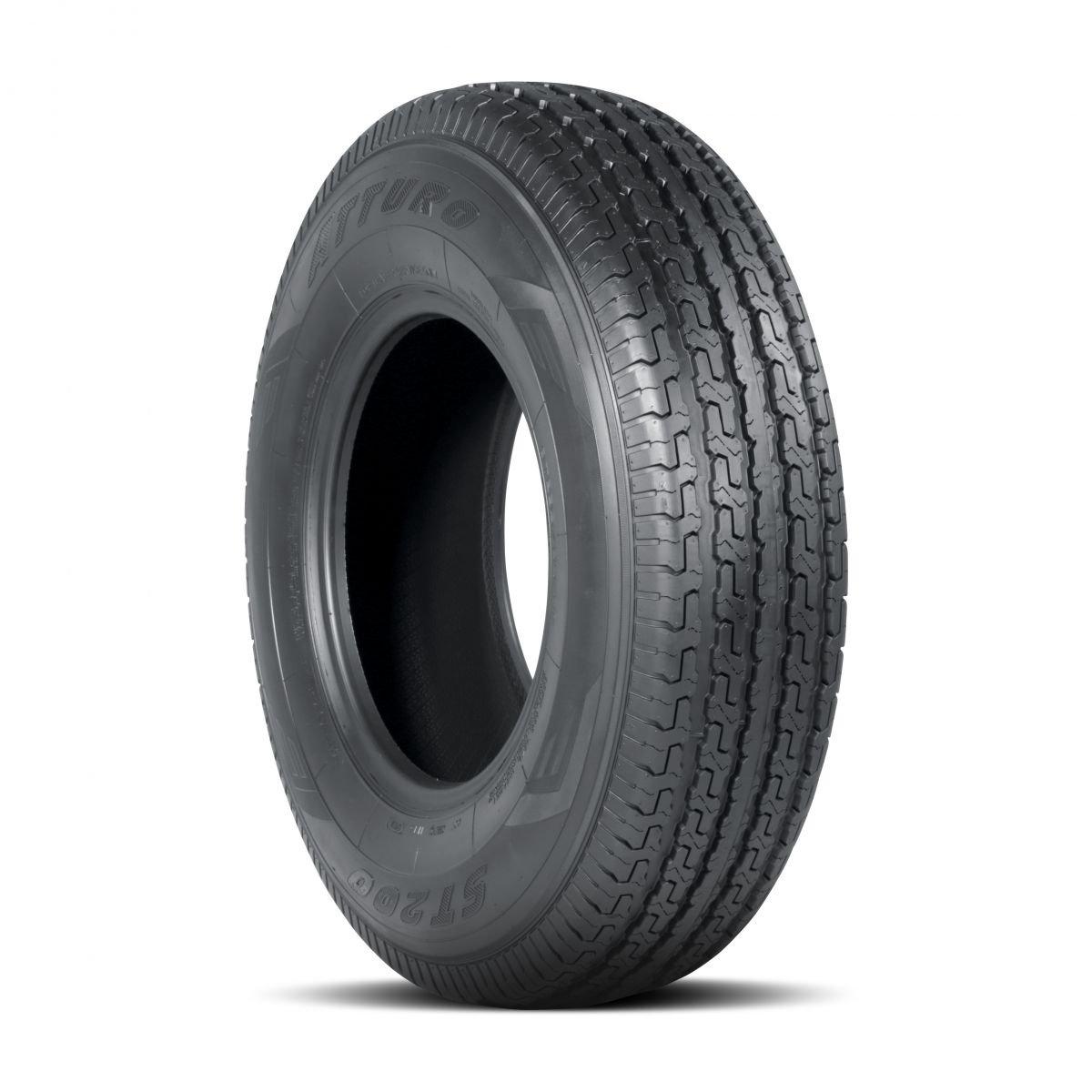 Atturo ST200 Trailer Tire - 205/75R15 107L