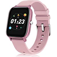 Smart Watch, SKYNEW Fitness Tracker Watch with Heart Rate/Female Health Monitor/Music…