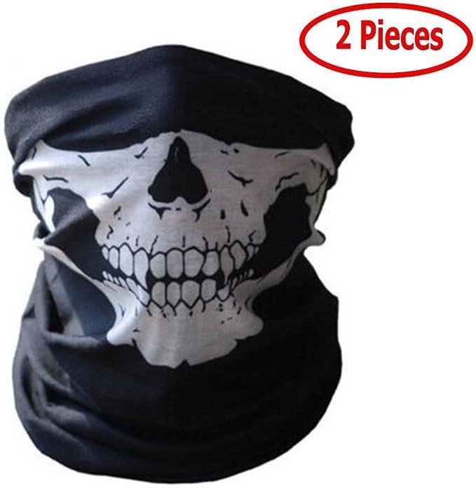 Acheter masque tete de mort online 2