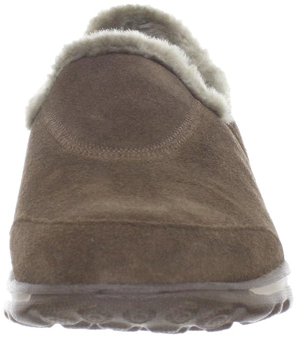 Skechers - Mocasines para Mujer Marrón marrón Chocolate: Amazon.es: Zapatos y complementos