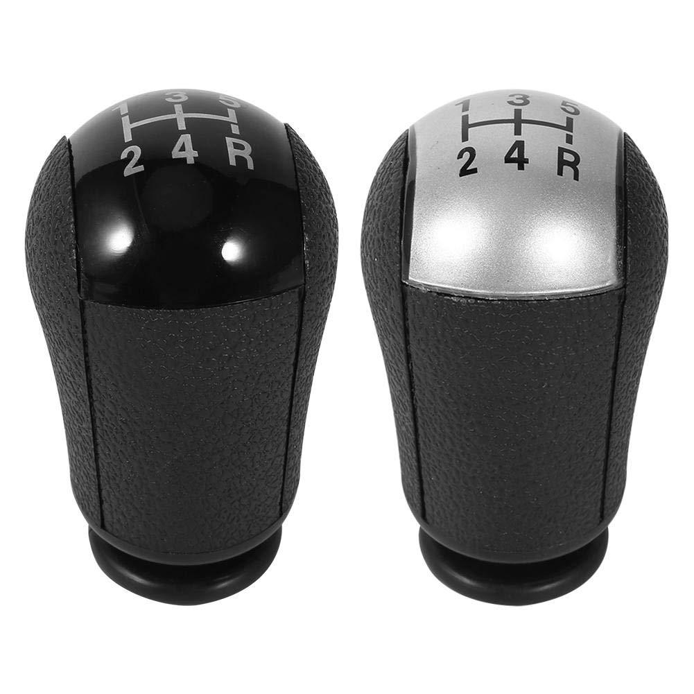 VGEBY1 Gear Shift Knob 5 Speed Car Gear Stick Knob Gear Shift Head Level for Ford Focus Mondeo MK3 S-MAX New