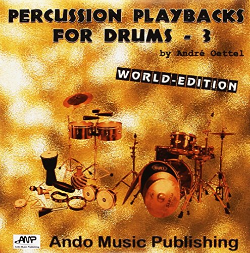 Price comparison product image Percussion Playbacks for Drums - 3