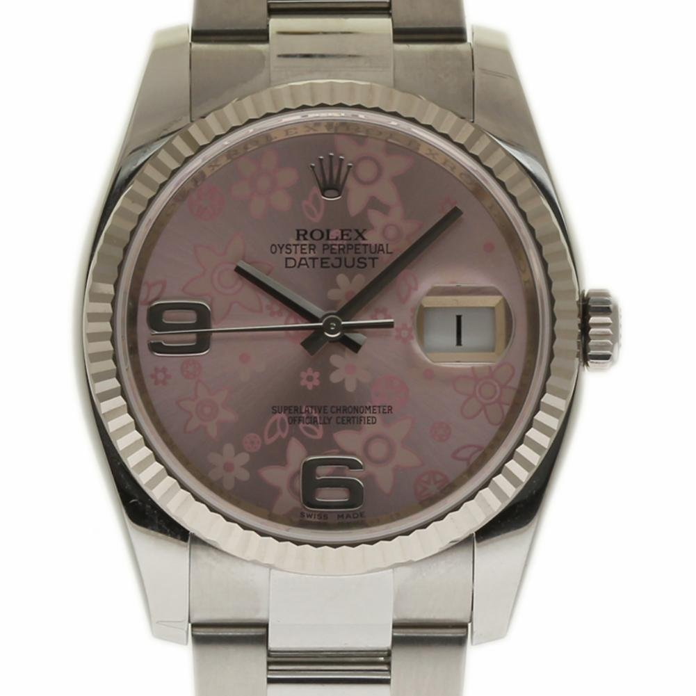 Rolex Datejust swiss-automatic womens Watch 116234 (Certified Pre-owned)