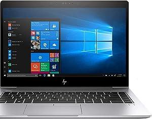"HP EliteBook 840 G6 Laptop Computer - 8th Gen Intel Core i5-8365U 1.6GHz - 16GB DDR4 RAM 256GB PCIe SSD - 14"" UHD Graphics 620 - Webcam - Windows 10 Pro"