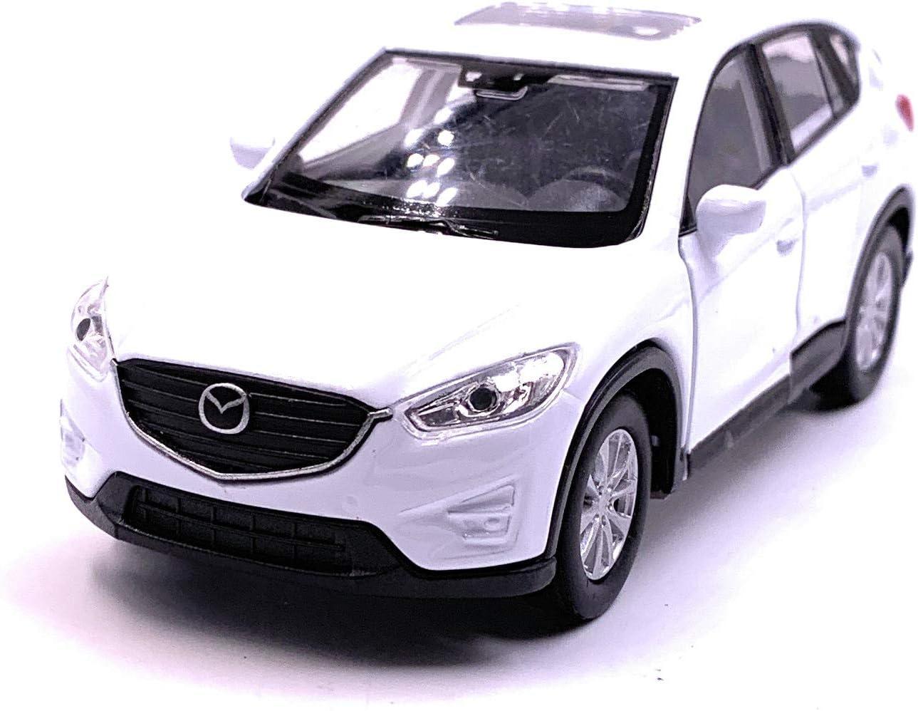 Onlineworld2013 Cx 5 Modellauto Auto Weiss Maßstab 1 34 Lizensiert Auto