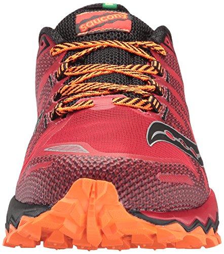 Blue Red Trail Peregrine Running Orange 7 Saucony Men's Shoe wxYv6q8