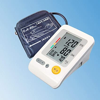 tradeshoptraesio® – Tensiómetro digital medidor presión brazo automático 103H