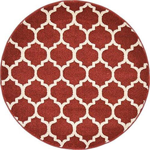 round area rugs 3 feet - 2