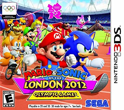 Mario & Sonic at the London 2012 Olympics