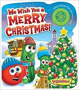 Amazon.com: We Wish You a Merry Christmas! (VeggieTales ...