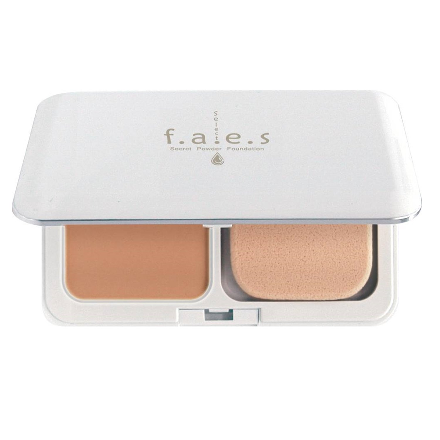 Dr.Select Doctor Select f.a.e.s Powder Foundation Color Vanilla Japan