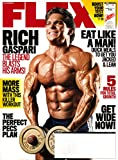img - for Flex Magazine July August 2016 | Rich Gaspari   More Mass   Perfect Pecs book / textbook / text book