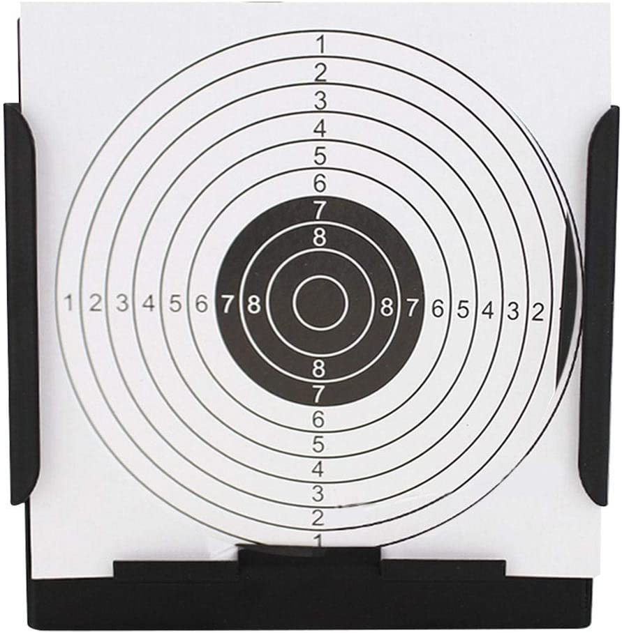 Shooting Square Target Holder 14 14 4 5cm Size For Air Rifle Airsoft Practice Sporting Goods Range Shooting Targets Romeinformation It