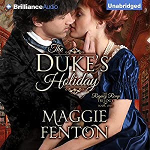 The Duke's Holiday Audiobook