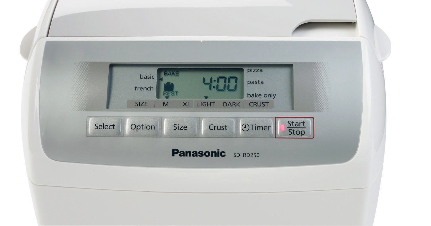 Panasonic SD-RD250 Bread Maker with Automatic Fruit & Nut Dispenser by Panasonic (Image #3)